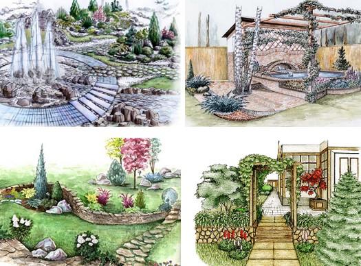 Ландшафтный Дизайн - Ваш путь