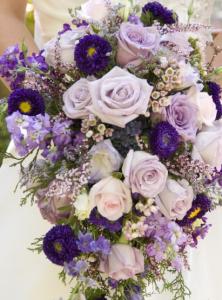 букет цветов невесты